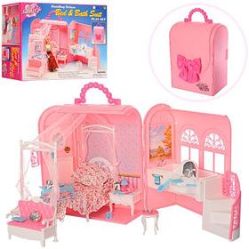 Меблі та аксесуари для ляльок