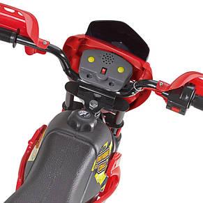 Мотоцикл электромобиль Motorbike Cross 400F Feber 11250, фото 3