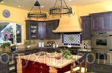 Популярные стили кухни