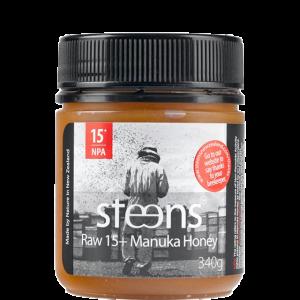 Мед Манука Steens NPA 15+ (340г)