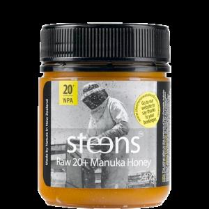 Мед Манука Steens NPA 20+ (340г)