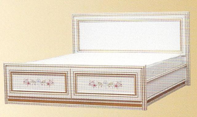кровать двухспальная Сорренто