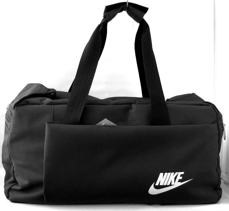 1235251916ec2 Спортивная, дорожная сумка в стиле Nike черная: продажа, цена в ...