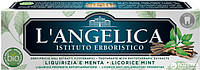 Зубная паста L'Angelica «Солодка и мята», фото 1