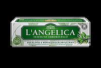 Зубная паста L'Angelica «Эвкалипт и мята», фото 1