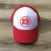 Мужская красная кепка-тракер, бейсболка Jordan 23, Реплика