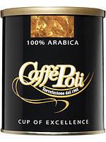 Молотый кофе Caffe Poli 100% Arabica Ж\Б 250 гр