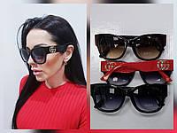 Очки Gucci,солнцезащитные женские очки Гуччи