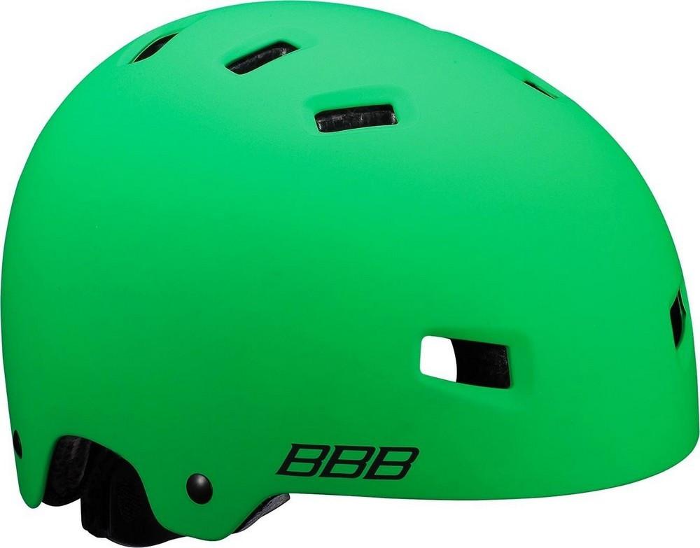 "Шлем BBB BHE-50 ""Billy"" матовый зеленый S (49,5-54cm) (8716683109474)"