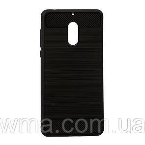 Силикон Polished Carbon Nokia 6