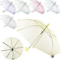 Зонтики детские прозрачные купить оптом со склада производителя Одесса 7 км