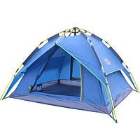 Палатка трехместная автоматическая Green Camp 1831, фото 1