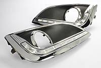 Штатные дневные ходовые огни DRL 1285 (Hyundai ix35)
