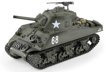 Танк на радиоуправлении HENG LONG M4A3 Sherman 3898-1