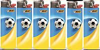 Зажигалки BIC J3 Футбол