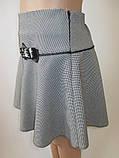 Детская юбочка с бантом на кокетке., фото 2