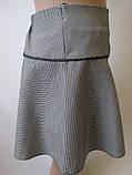 Детская юбочка с бантом на кокетке., фото 4