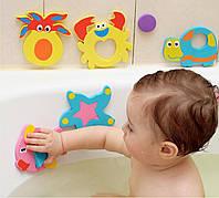 Пазлы для ванной Bath 'n Puzzles Kinderenok