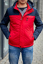 Куртка мужская Indaco IC19-725