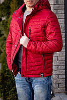 Куртка мужская BLACK VINYL TC19-1378