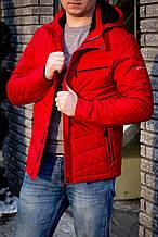 Куртка мужская BLACK VINYL TC19-1501