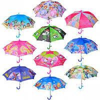 Зонтик - трость детский Мультики 1