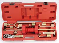 Большой обратный молоток с набором крюков для кузовных работ 10 пр. FORCE 910M1.