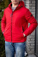 Куртка мужская BLACK VINYL TC19-1371