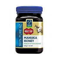 Мед Манука Manuka Health MGO 100+ (500г)