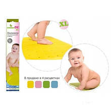 Антиковзаючий килимок для ванної Kinderenok