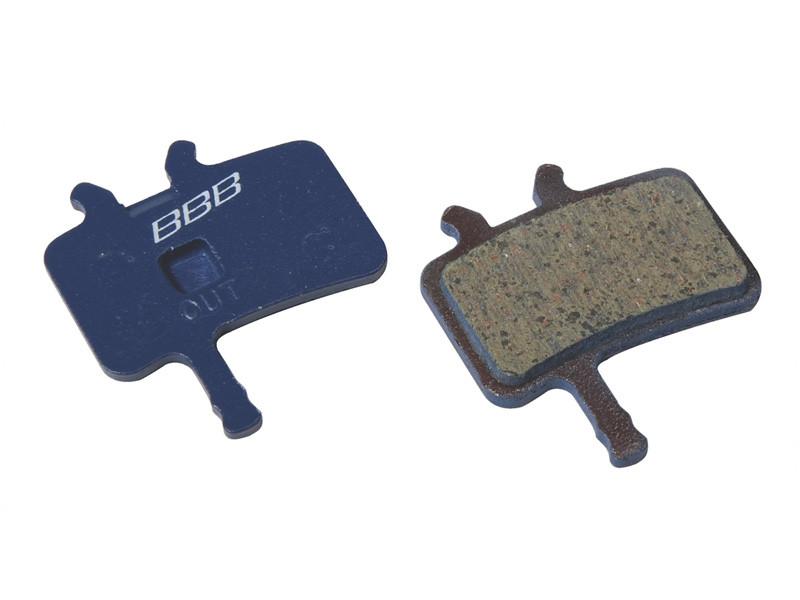 Колодки торм. BBB BBS-42 (8716683031225) дисковые для Avid Juicy 7, Juicy 5 синие