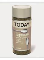 TODAY Espresso в кристаллах 100 гр