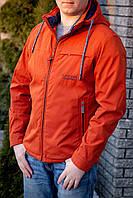 Куртка мужская BLACK VINYL TC19-1502