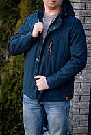 Куртка мужская BLACK VINYL TC19-1395
