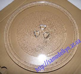 Тарелка микроволновка ZELMER ZMW 3101 B