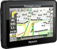 GPS навигатор Prology iMap-554AG