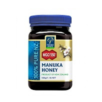Мед Манука Manuka Health MGO 550+ (500г)