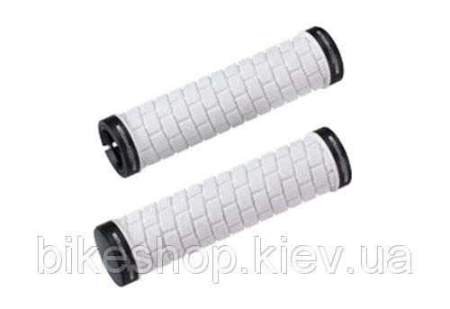 "Ручки руля BBB BHG-31 ""DualFix"" 128мм белые (8716683066593)"