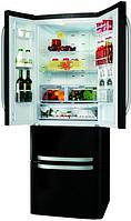Холодильник Hotpoint-Ariston E 4 D AA SBC ( side-by-side, А+, черный )