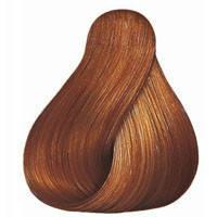 Wella Koleston Велла Колестон Perfect Стойкая крем-краска для волос 7/34 Средний блондин золотисто-оранжевый