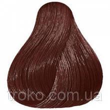 Wella Koleston Велла Колестон Perfect Стойкая крем-краска для волос 6/75 темный блондин коричневый махагон