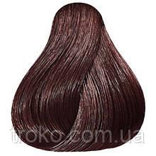 Wella Koleston Велла Колестон Perfect Стойкая крем-краска для волос 5/75 светло-коричневый коричневый махагон