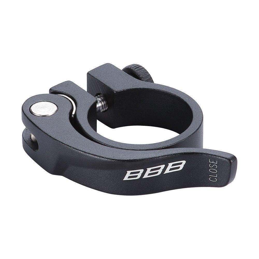 Зажим выноса седла BBB BSP-87 SmoothLever seatclamp 31.8 черн. (8716683102925)