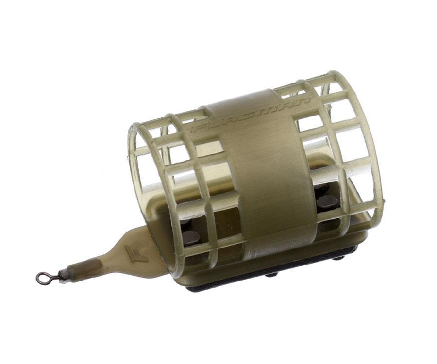 Кормушка Flagman пластиковая фидерная комбинированная Medium 45x34 28г