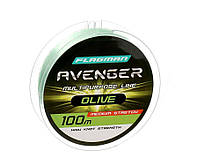 Леска Flagman Avenger Olive Line 100м 0.40мм