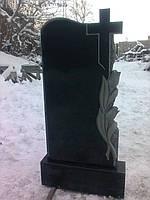 Гранитный памятник одиночный заказать №90
