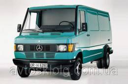 Стекло лобовое для Mercedes 507-814/T2/L670 (REX) (высокий) (Минивен, Грузовик) (1986-1996)