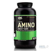 Аминокислота Optimum Nutrition Amino 2222 320 таблеток