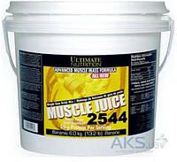 Гейнер Ultimate Nutrition Muscle Juice 2544 6000g банан