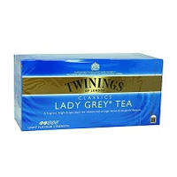 Чай черный Twinings Lady Grey, 25п.х2г